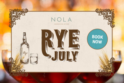 Rye July NOLA Smokehouse and Bar