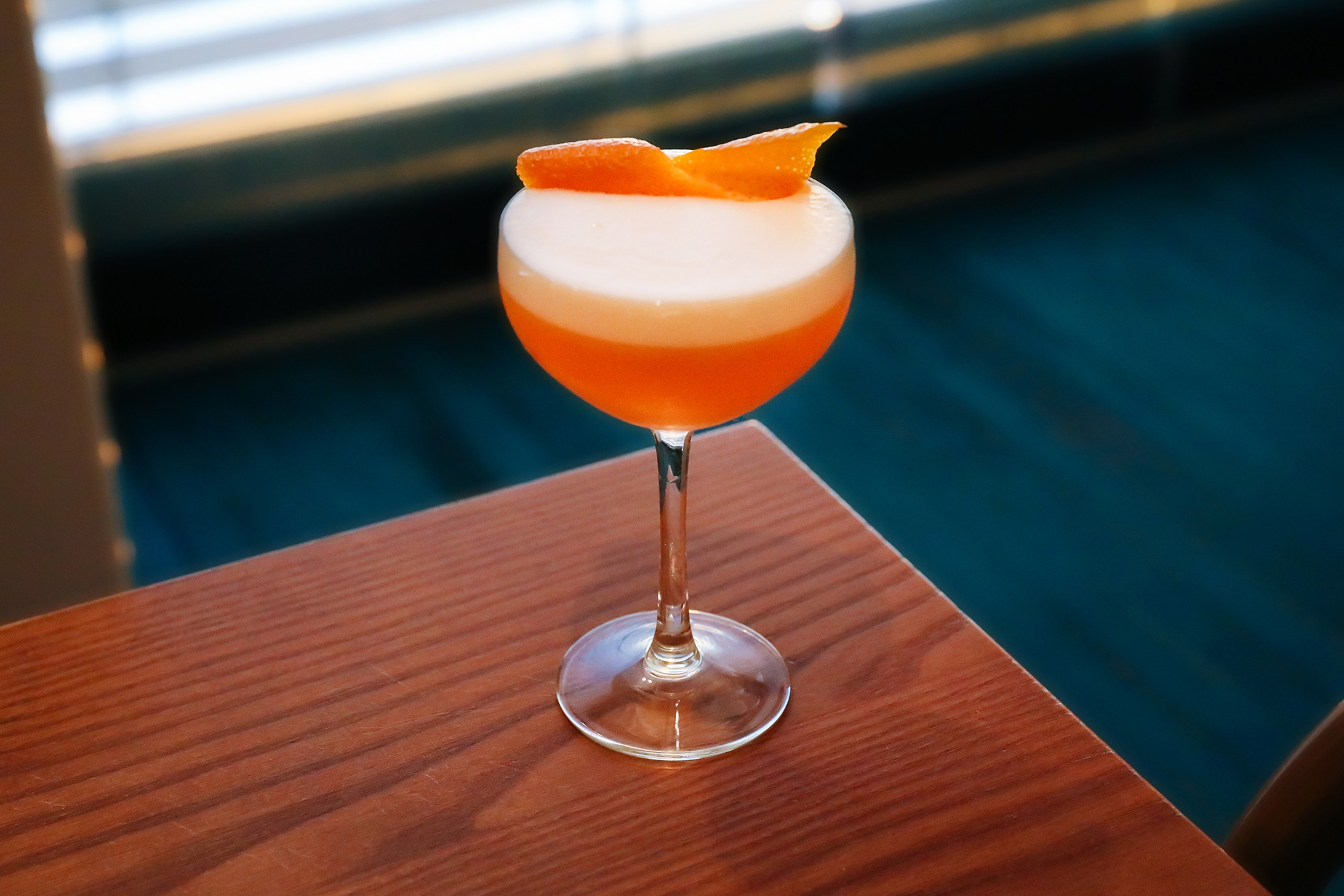 Smokehouse Sour Rye July Cocktail Special